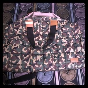 Other - Camouflage duffel bag